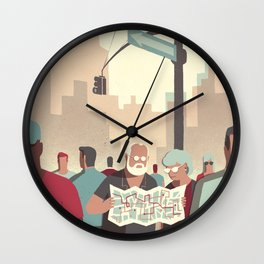 Day Trippers #2 - Lost Wall Clock