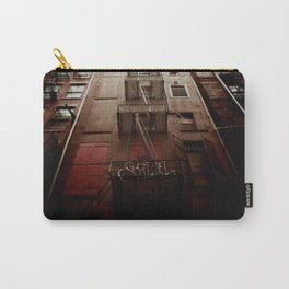 manhattan alley Carry-All Pouch