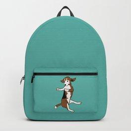 The Dancing Beagle Backpack