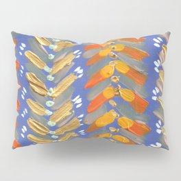 Blush Chevron Pillow Sham
