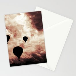 Evacuation Stationery Cards