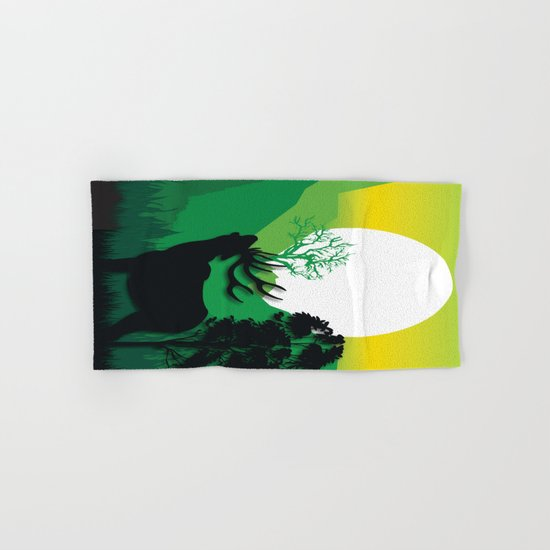 My Nature Collection No. 54 Hand & Bath Towel