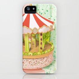 Carou-celery iPhone Case