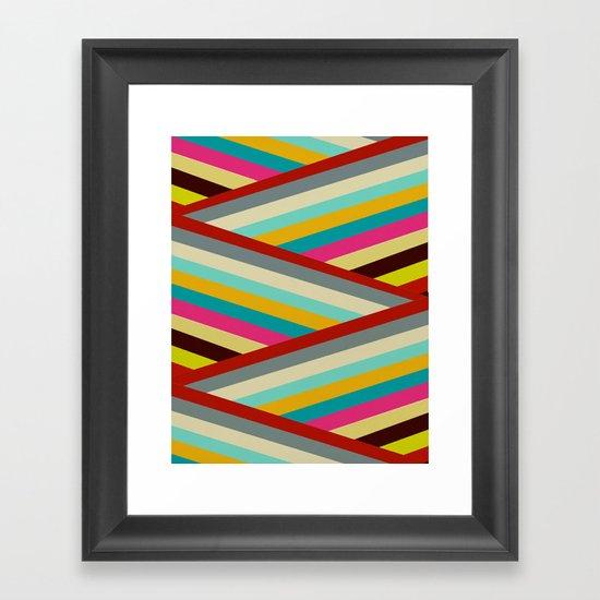 razzle Framed Art Print