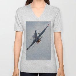 Hornet Elegance Unisex V-Neck