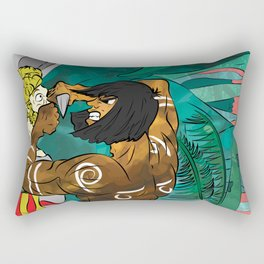 """""""WE SAID NO VACANCY!!"""" Rectangular Pillow"""