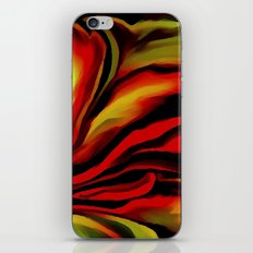 CALIFORNIA GARDEN OF LOVE iPhone & iPod Skin