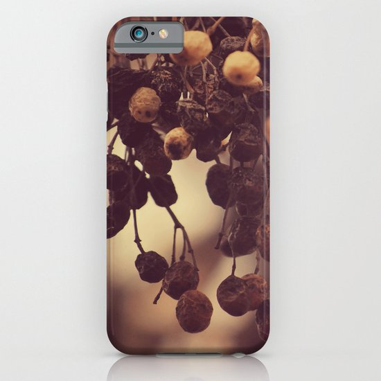 Autumn life iPhone & iPod Case