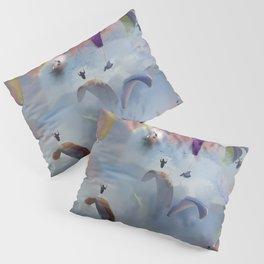 Dream Gliding Flash Pillow Sham
