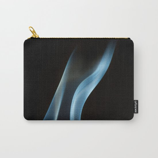 Incense Smoke Carry-All Pouch