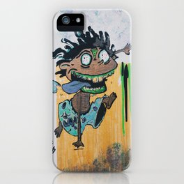  Zombie Donnie  iPhone Case