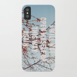 song for zula iPhone Case