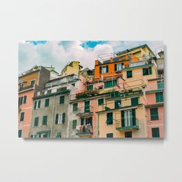 """Travel photography print """"Colorful Italy"""" photo art made in Italy. Art Print Art Print Metal Print"""