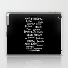Spells Laptop & iPad Skin