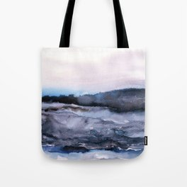 layers of colour 2 Tote Bag