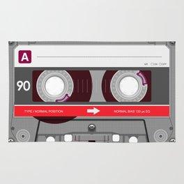 K7 cassette 6 bis Rug