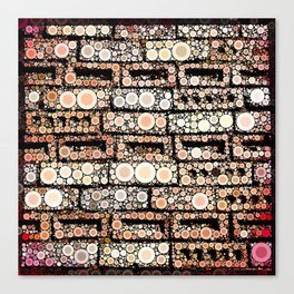 Bricked Canvas Print
