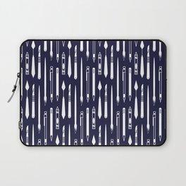 Create (dark blue version) Laptop Sleeve