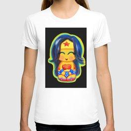Kawaii Wonder Kokeshi T-shirt