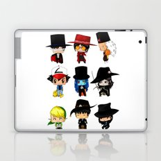 Anime Hatters Laptop & iPad Skin
