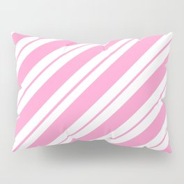 Rose Quartz Peppermint Pillow Sham