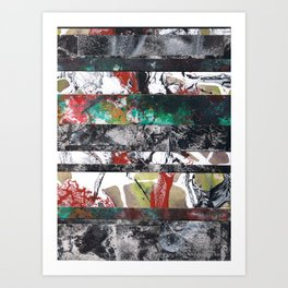 Elemental #2 Art Print