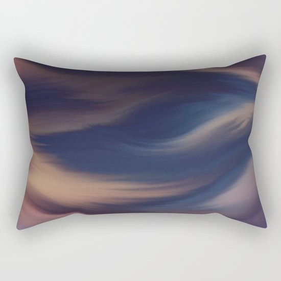 My thoughts , my dreams .... Rectangular Pillow