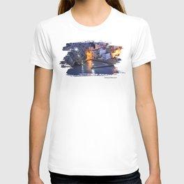 Pick a light T-shirt