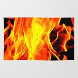 Flame Rug