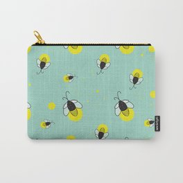 Lightnin' Bugs Carry-All Pouch