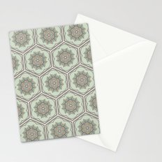 Hexaflower Stationery Cards