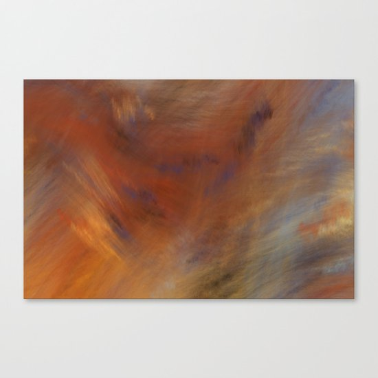Storm in Space  (A7 B0230) Canvas Print