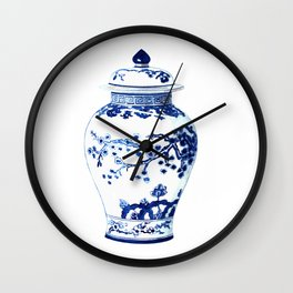 GINGER JAR NO. 3 Wall Clock