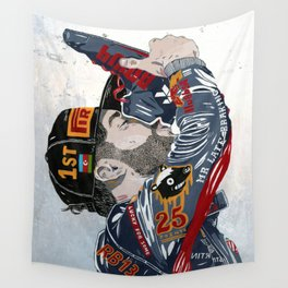 Honey Badger Wall Tapestry