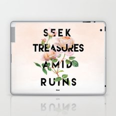 Seek Treasure  Laptop & iPad Skin