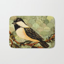 Winged Messenger Bath Mat