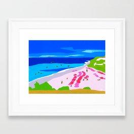 Dreamlands Framed Art Print