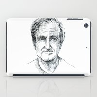 robin williams iPad Cases featuring Robin Williams by Andrew Brennan