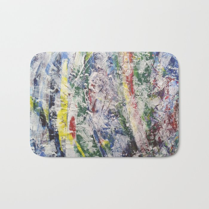 Abstract 99 Bath Mat