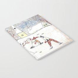 Voici Noël! Notebook