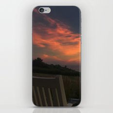 Rocking away at Castle Hill iPhone & iPod Skin