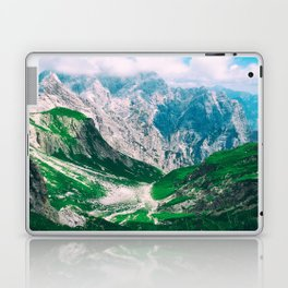 Sicily Italy Moutains Laptop & iPad Skin