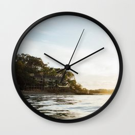 Little Cove Wall Clock
