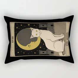 The Moon Rectangular Pillow