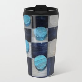 Checkers Travel Mug