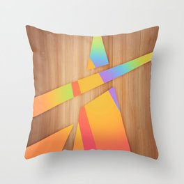 Session 12: XXX Throw Pillow