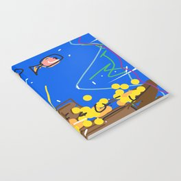 Treasure Notebook