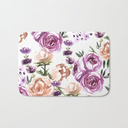Flourish in Autumn Bath Mat