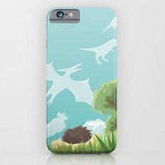 Dinosaur Clouds Slim Case iPhone 6s