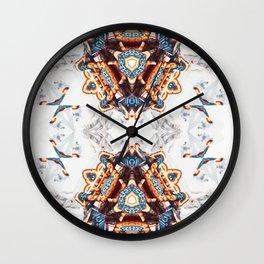 Tea & Besque Wall Clock